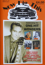 Now Dig This Magazine Issue 396 NEW  Rock 'n' Roll rockabilly Dion Bobby Charles