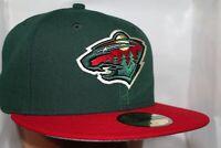 Minnesota Wild New Era NHL Basic 2 Tone 59fifty,Cap,Hat,Fitted      $ 37.99  NEW