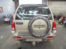 SUZUKI XL7 JA, TAILGATE, SPOILERED TYPE, 08/01-12/05