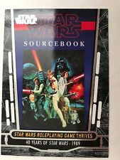 2017 Topps Star Wars 40th Anniversary #73 Star Wars Roleplaying Game Thrives