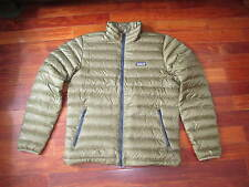 AUTH NEW PATAGONIA DOWN SWEATER FALLING FEATHERS MENS SZ S