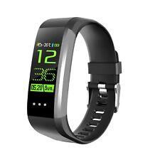 Smartband Pulsuhr Blutdruck Fitness Tracker Smartwatch Fitness Sportuhr CK16 Jul