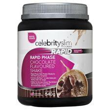 Celebrity Slim Rapid Chocolate Powder 840g