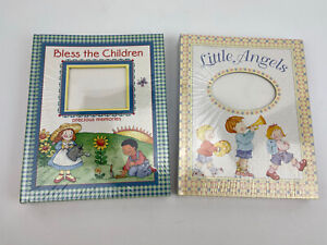 Set Of Two Baby/children Photo Picture Album Acid Free Pages New Seasons