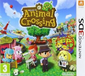 JUEGO 3DS ANIMAL CROSSING NEW LEAF 3DS 6905314