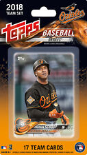 Baltimore Orioles 2018 Topps Factory Sealed Team Set Manny Machado Jones Davis