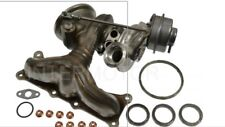BMW N54 Engine 4-6 Cyl Rear Turbocharger 335i 335xi 335is E90 E92 11657649290