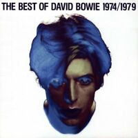 The Best Of David Bowie 1974-79 -  CD NPVG The Cheap Fast Free Post