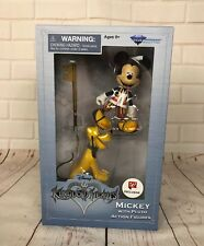 Kingdom Hearts Action Figure: Mickey, Pluto & Keyblade Diamond Select Walgreens