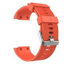 Silicone Replacement Watch Band Sport Bracelet Strap for Garmin Forerunner 35