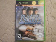 Blazing Angels: Squadrons of WWII (Microsoft Xbox, 2006)