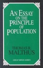 An Essay on the Principle of Population (Great Minds Series)-ExLibrary