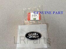Land Rover Discovery Freelander Range Sport Lr3 Black Grille Badge Genuine New
