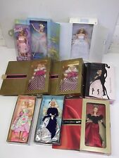 9 x  Vintage BARBIE JOBLOT DOLLS  BOXED
