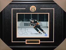Jaromir Jagr signed autograph Pittsburgh Penguins frame