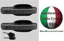 COPPIA MANIGLIA PORTA ANTERIORE EST C/CHIAVE IVECO DAILY 96>99 1996>1999