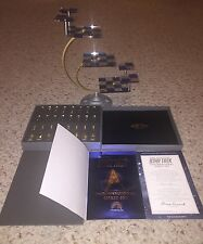 Official Star Trek Tridimensional Chess Set - A Franklin Mint Exclusive Edition