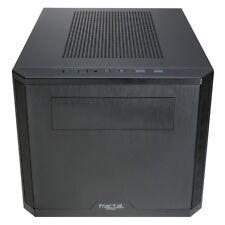 Fractal Design Core 500 Computer Case - Desktop - Black - 7 X (fdcacore500bk)