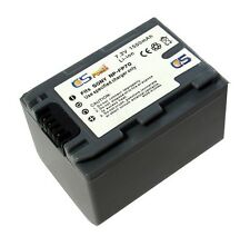 CS Power NP-FP70 Replacement Li-ion Battery For Sony DCR-HC30 DCR-HC32 & more