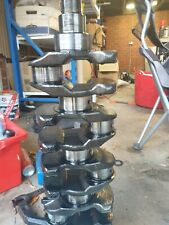Toyota 1Kd 1kz crankshaft suits hilux / surf/ prado kun26 3L turbo diesel