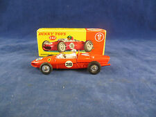 Dinky toys 242 Ferrari Racing Car no. 36 Original & Superb