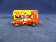 Dinky Toys 242 Ferrari coche de carreras Nº 36 Original & Excelente