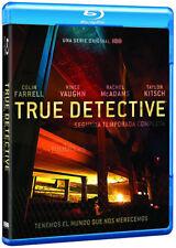 Serie  BLU-RAY True Detective 2ª Temporada. Original y Como nueva!!!
