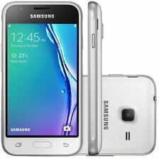Brand NEW SAMSUNG GALAXY J1 MINI DUAL SIM * 2016 * 8GB SMARTPHONE j105h / DS-Bianco
