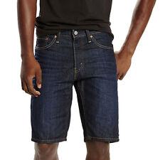 """Levi's- Men's 541 Athletic-Fit Shorts, SIZE: 34"""" WAIST, Color: """"Rich Blue Denim"""""""