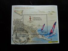 ITALY 2005  block stamped  Trapani