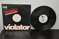"Violator featuring Busta Rhymes ‎– ""What It Is"" Single Promo LP 12"" RPROLP-4476"