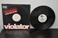 "Violator featuring Busta Rhymes – ""What It Is"" Single Promo LP 12"" RPROLP-4476"