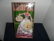 2002- Avon Victorian Tea Barbie - NRFB