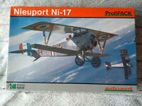 Eduard Profipack   Nieuport Ni-17   1/48 scale model aircraft kit