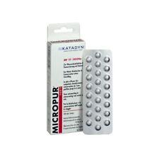 Katadyn Micropur Forte en boite de 100 comprimés