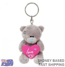 LOVE YOU Keyring or Bag Clip Tatty Teddy Me To You Bear