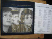 THE ICICLE WORKS If You Want To Defeat Your Enemy Sing His Song +inner sleeve