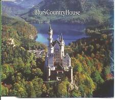 BLUR - COUNTRY HOUSE No1Part 1 3 TRACK CDFOOD 63 (CD 1995) VGC+ OOP