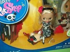 Doll Blythe with Mouse Littlest Pet Shop Buckles & Bows 2010