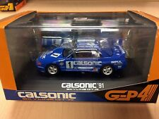 Rosso 1/43 Nissan Skyline Gt-R Calsonic '91 G-P4