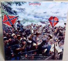 American Civil War - Confederate army Maj. Gen. Isaac Trimble GETTYSBURG TILE