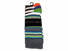 Calzini per tutti i giorni da uomo multicolore in cotone