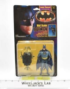 Wall Scaler Batman MOSC NEW The Dark Night Collection 1990 Action Figure