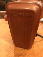 Vintage Kamkap Kam Kap Barbecue Bbq Grill Easy Does It Rotisserie Motor