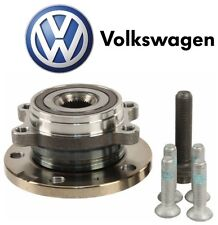GENUINE Wheel Hub with Bearing VW Golf GTI Jetta Beetle Rabbit Passat CC Audi A3