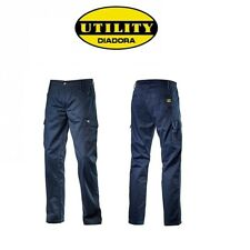 pantalone da lavoro DIADORA UTILITY PANTALONE LEVEL (BLU)