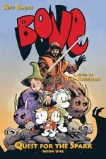 Bone: Quest for the Spark Vol. 1 [New Book] Graphic Novel, Paperback