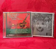2 KOHL'S CARES CD Have Yourself A Merry Little Christmas, Ultimate Holiday Coll.