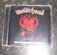 Motörhead CD Album - Ace Of Spades (Castle Pie 1999)