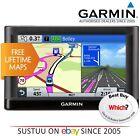 "Garmin Nuvi 65LM│6"" Car GPS SatNav│Free Lifetime UK & Western Europe Map Updates"